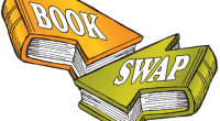 Book Swap Flyer – Printable