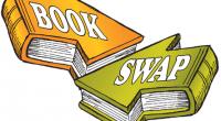Book Swap Flyer – Printable