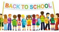 School Opens Tuesday September 4th.