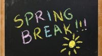 Please note school will be closed from March 18 to 29, 2019, inclusive. Students return to school Monday, April 1, 2019.