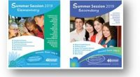 Registration for summer session is starting soon: 9am on April 15 for elementary students, and 9am on April 17 for secondary students. In addition to core offerings, summer options are […]