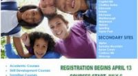 Elementary Registration for classes begins on Tuesday, April 13th. We are excited to offer outstanding summer programming for Burnaby Schools students and students from neighbouring districts. With more than 8000 […]